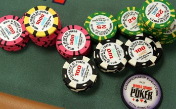 Background Of Online Roulette - Betting