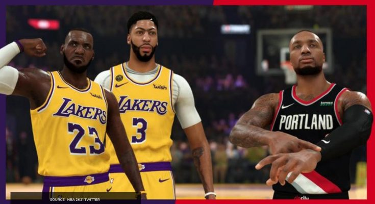 NBA 2K21 – Dark Matter Coaches