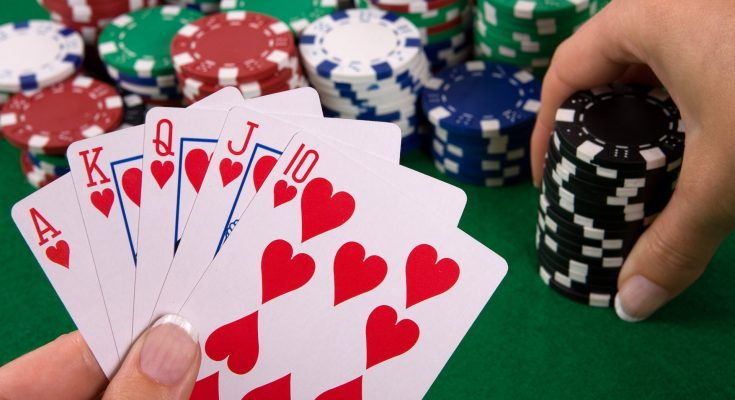 How To Start A Business With Gambling