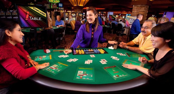 The Lazy Strategy To Online Casino