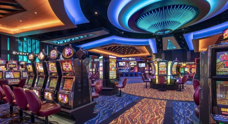 The 10 Key Components In Casino
